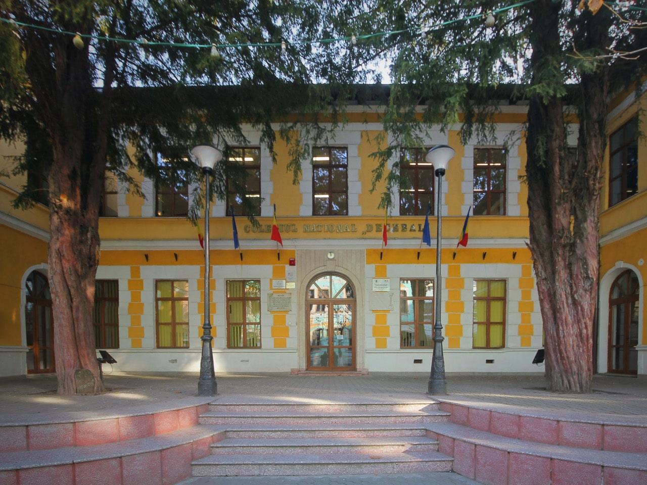 Colegiul Național Decebal Deva